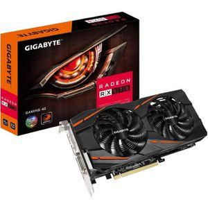 CARTE GRAPHIQUE INTERNE Gigabyte Carte graphique Radeon™ RX570 Gaming 4G -