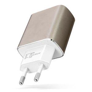 BERLS Chargeur Rapide Secteur USB 18W avec Quick Charge 3.0