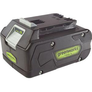 Batterie 24v 2000mah Li-Ion pour Greenworks tools 2000007 g24 tronçonneuse 25cm