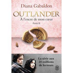 LITTÉRATURE FRANCAISE Livre - outlander t.8 ; à l'encre de mon coeur, pa