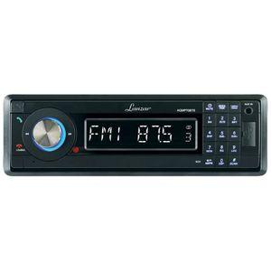 RADIO CD CASSETTE Lanzar AQMP70BTB, Numérique, AM,FM, 87,5 - 107,9 M