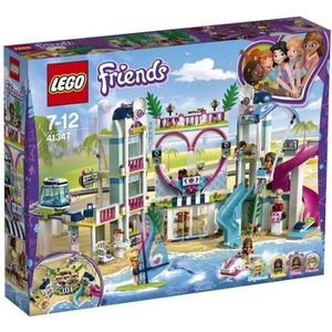 ASSEMBLAGE CONSTRUCTION LEGO® Friends 41347 Complexe d'Heartlake City