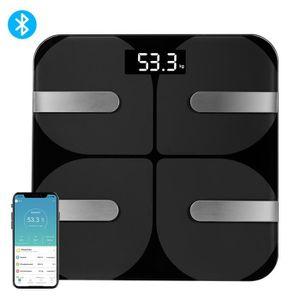 PÈSE-PERSONNE Pèse Personne Électronique Bluetooth Mesure du Poi