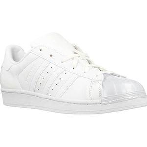 BASKET MULTISPORT Chaussures Adidas Superstar Glossy