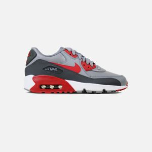 BASKET Basket NIKE AIR MAX 90 GS - Age - ADOLESCENT, Coul
