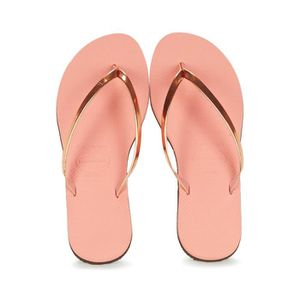 TONG Tongs femme HAVAIANAS slim You light rose