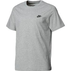 T-SHIRT NIKE T-shirt Nsw Club - Homme - Gris