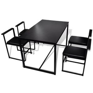 TABLE DE CUISINE  Ensemble de table et de chaises de salle à manger