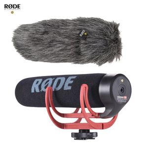 MICROPHONE EXTERNE RODE VideoMic GO Microphone directionnel super car