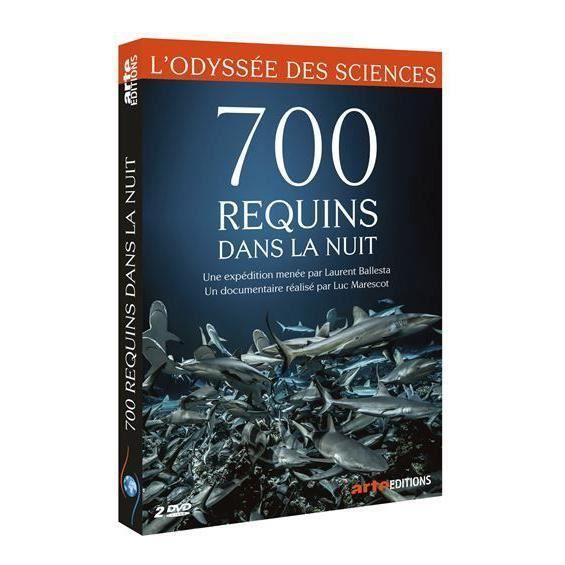 Arte vidéo 700 Requins dans la nuit DVD - 3453270086347