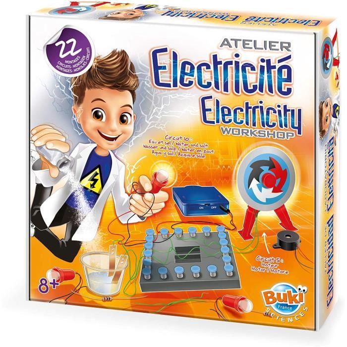 Buki - 7172 - Atelier électricité