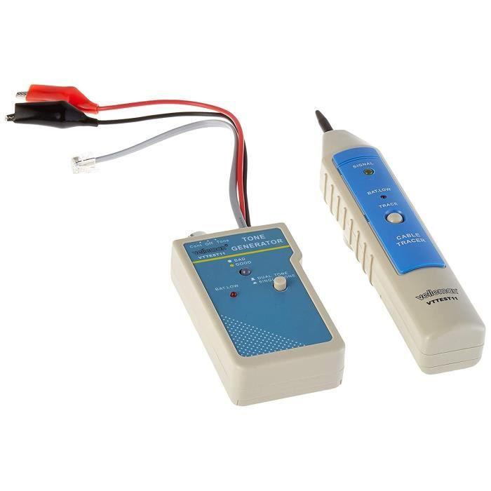Vttest11 Détecteur de câble avec générateur de tonalité 26