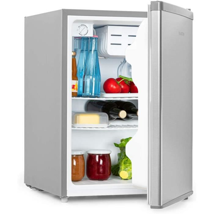 KLARSTEIN Cool Kid - Réfrigérateur à boissons, mini-réfrigérateur, mini-bar, 66 litres, classe d'efficacité énergétique A +, 109 kWh