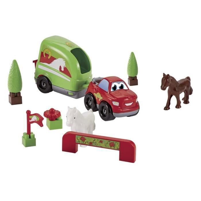 ABRICK Van équestre Fast Car