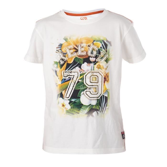 FREEGUN T-Shirt Boyz Flower 79