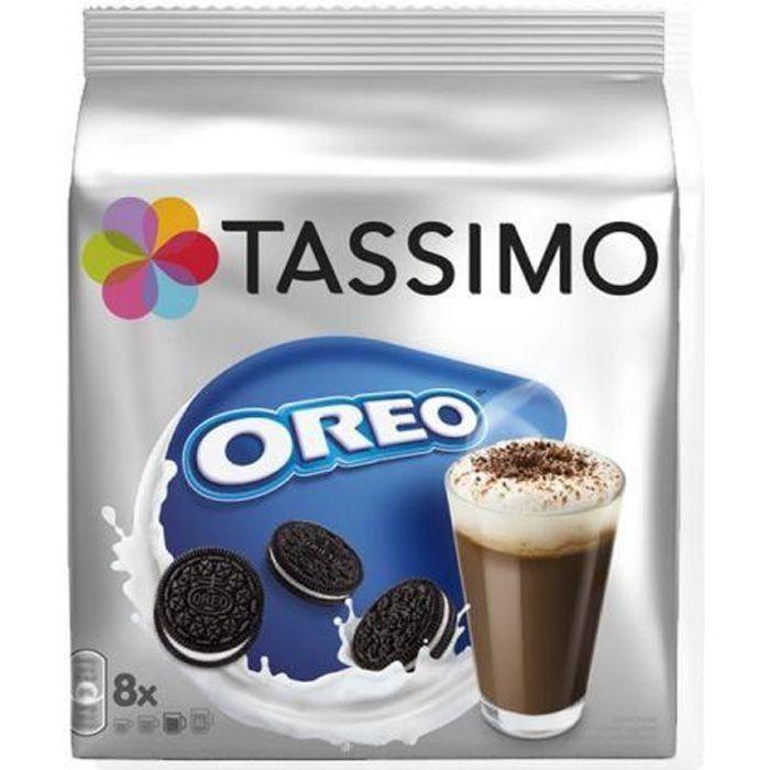 Dosette Tassimo Oreo (8 T-Discs) U