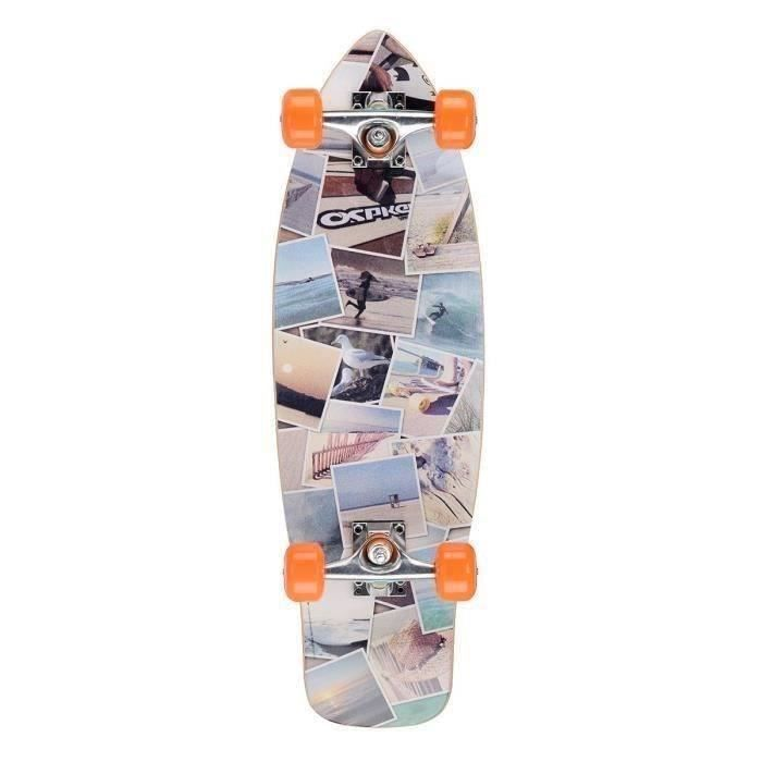 OSPREY Skateboard Mini Cruiser Photo Adulte