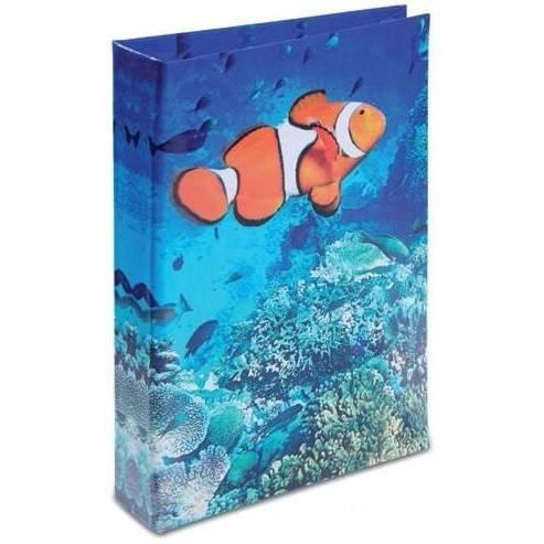 journal intime poisson clown d cor mer achat vente journal intime journal intime poisson. Black Bedroom Furniture Sets. Home Design Ideas