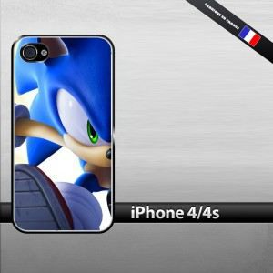 coque iphone 4 4s sonic coque bumper avis et prix pas. Black Bedroom Furniture Sets. Home Design Ideas