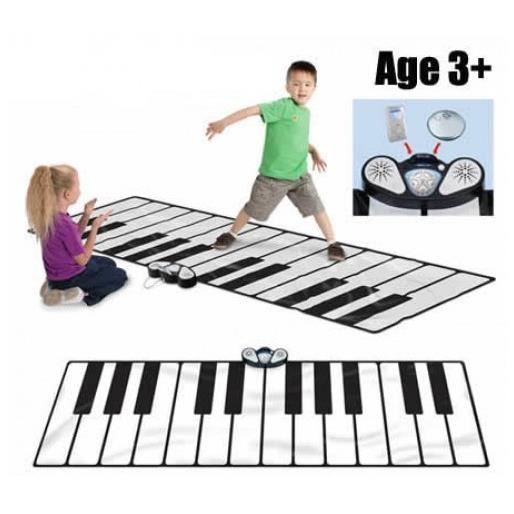 piano tapis musical achat vente tapis de jeu cdiscount. Black Bedroom Furniture Sets. Home Design Ideas