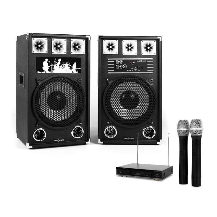 bien enceinte bluetooth portable pas cher 9 set karaoke. Black Bedroom Furniture Sets. Home Design Ideas