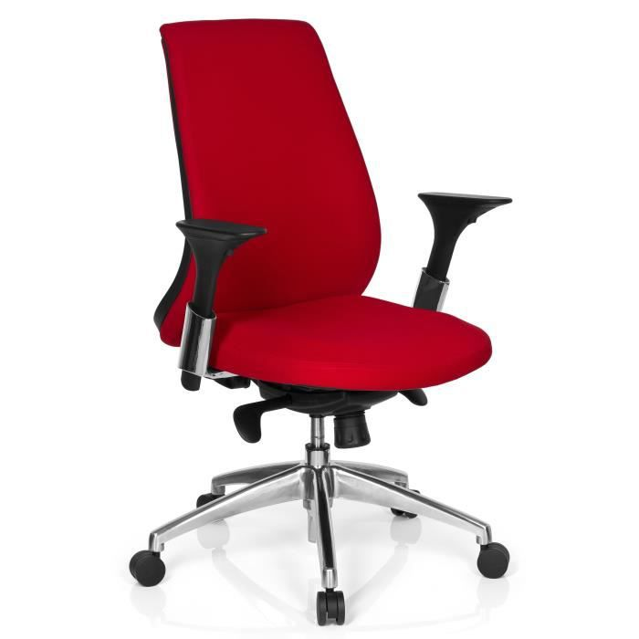 fauteuil de bureau ergonomique avator design rouge achat. Black Bedroom Furniture Sets. Home Design Ideas