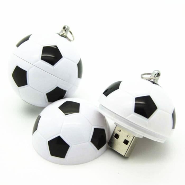 moonar cl usb 8g football usb 2 0 noir usb 2 0 prix pas cher cdiscount. Black Bedroom Furniture Sets. Home Design Ideas
