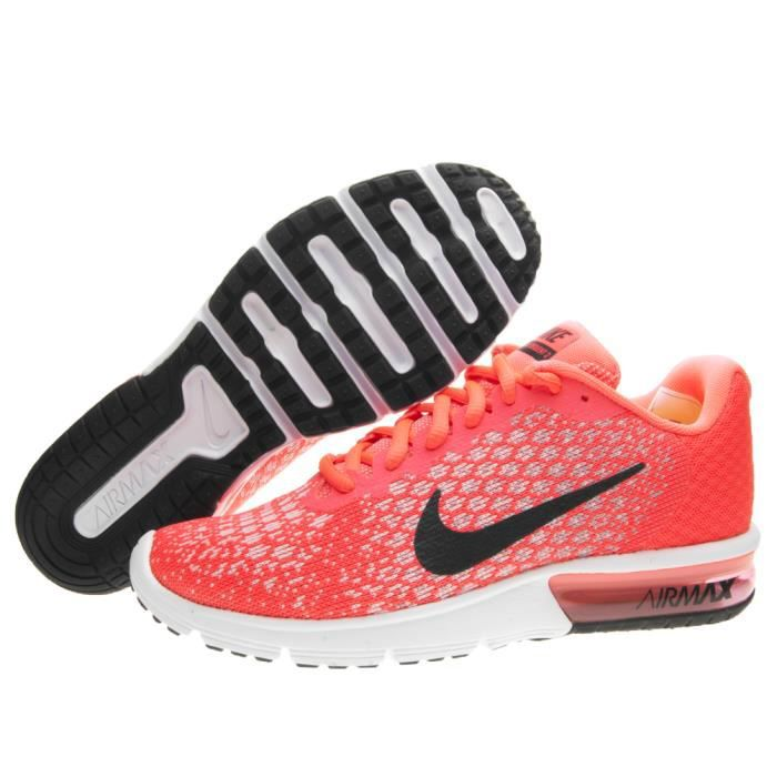 BASKET WMNS NIKE AIR MAX SEQUENT 2 TAILLE 41 COD 852465-600
