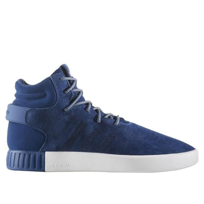 adidas tubular invader bleu