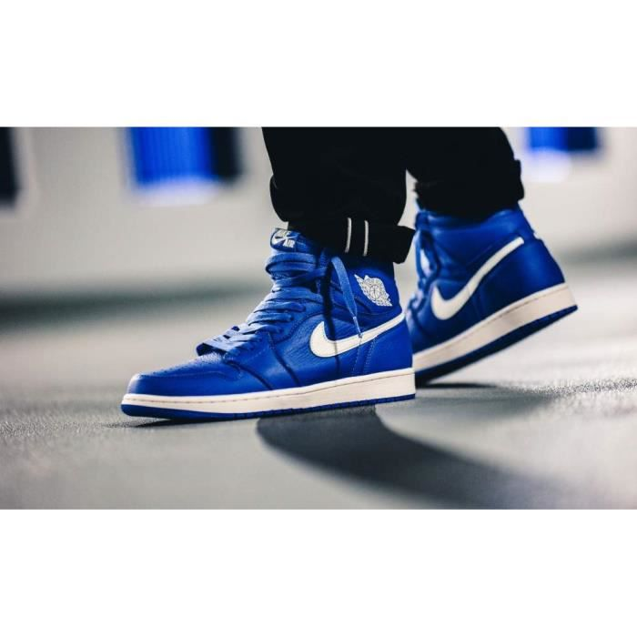 air jordan 1 blanc bleu royal