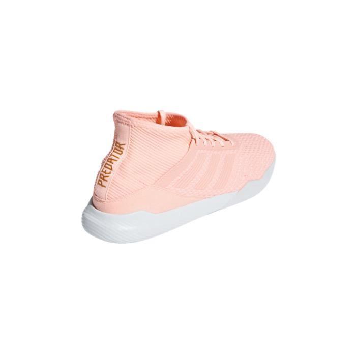 Chaussures de Futsal et Foot à 5 roses Predator Tango 18.3 ...