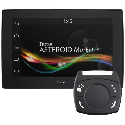 parrot asteroid tablet achat vente autoradio parrot asteroid tablet cdiscount. Black Bedroom Furniture Sets. Home Design Ideas