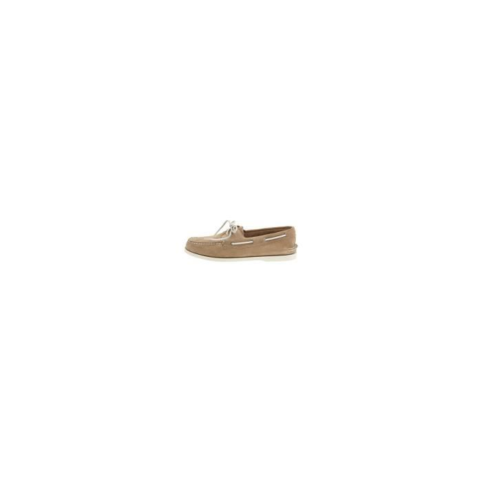 SPERRY TOP SIDER A/O 2-Eye Sable Suede - Chaussure bateau homme SABLE(7,5 US)