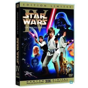 DVD FILM DVD Star wars, episode 4 : un nouvel espoir