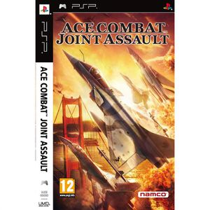 JEU PSP ACE COMBAT JOINT ASSAULT / Jeu console PSP