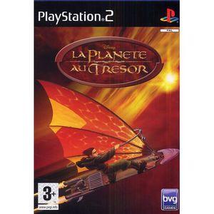 JEU PS2 DISNEY CLASSIQUES - Jeu console PS2 La planète au