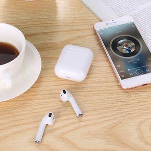 OREILLETTE BLUETOOTH I9 TWS Ecouteurs Bluetooth stéréo  Casque sans fil
