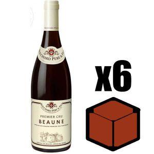VIN ROUGE X6 Beaune 1er Cru
