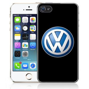 coque iphone 5 5s se vw volkswagen logo