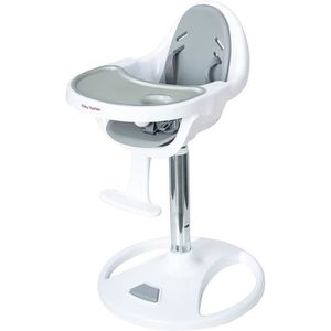 CHAISE HAUTE  Moby System Chaise Haute Pivotante pour Bébé de 6