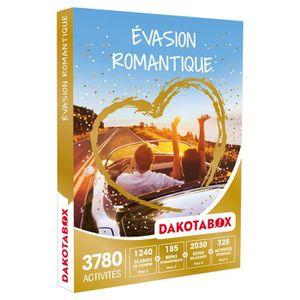 COFFRET THÉMATIQUE Coffret Cadeau - Évasion romantique - Dakotabox