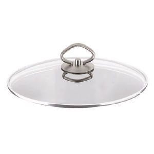 COUVERCLE VENDU SEUL INOXIBAR Couvercle en verre - Ø 30 cm