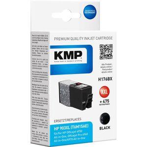 CARTOUCHE IMPRIMANTE Cartouche dimprimante compatible noir KMP H176BX 1