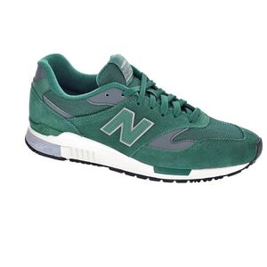 buy popular a5a28 6b336 BASKET Baskets basses - New Balance 840 Homme Vert 40M