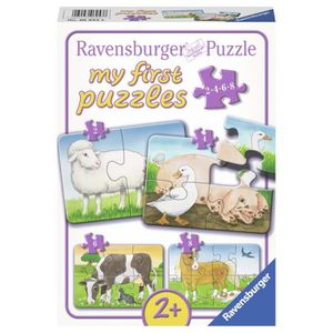 PUZZLE Ravensburger - 69538 - Puzzle My First Puzzles - A