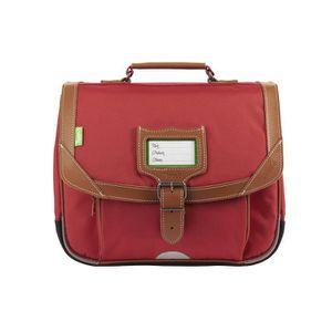 CARTABLE Tann's - Petit cartable maternelle 32cm rouge Madr