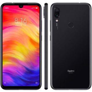 SMARTPHONE Xiaomi Redmi Note 7 Double SIM 4+64 Go Noir