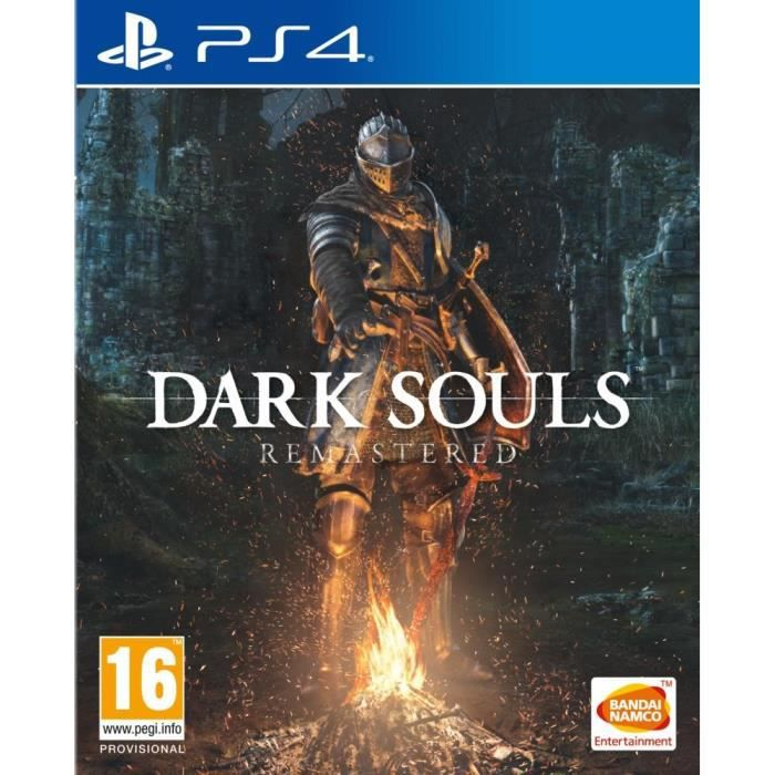Dark Souls Remastered Jeu PS4