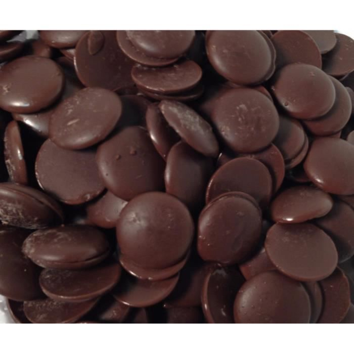 Tranches Merkens Chocolat Noir