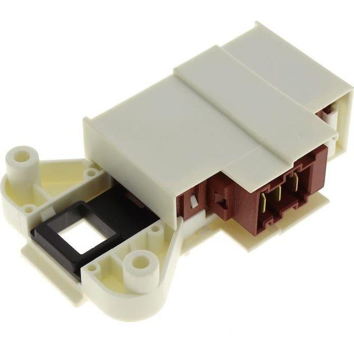Securite de porte zv446m1 pour Lave-linge Thomson, Lave-linge Brandt, Lave-linge Vedette, Lave-linge Fagor - 3665392027348